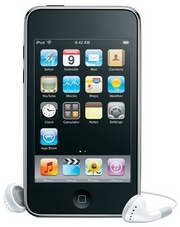 iPod touch 3d Generation