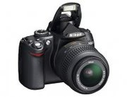 цифровая зеркальная фотокамера Nikon D5000 18-55VR Kit