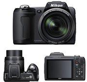 продам фотоаппарат Nikon Coolpix L110,  в отличном состоянии
