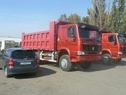 Продам Самосвалы  Хово,  Howo в Омске ,  6х4 25 тонн ,  2300000 руб.,