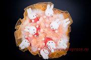 Букет из мягких игрушек 89054663977 Шпаковская,  84