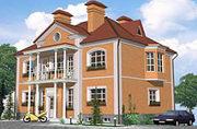 Архитектура,  проектирование жилых домов,  дизайн интерьеров,  ландшафт