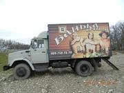 Продается бизнес: Баня на колесах