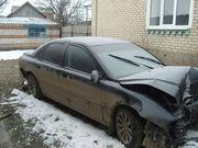 Продам VOLVO S80 после аварии на запчасти. Срочно