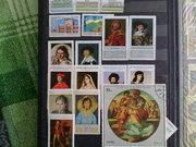 Продам коллекционный альбом почтовых марок