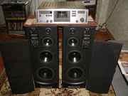 Комплект профессионального звука! Саrvеr МХR6200 220-240volt and Radio