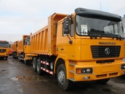 Продажа самосвалов Шанкси   SHAANXI в Омске ,  6х4 25 тонн  2350000 руб.