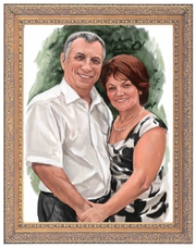 Портреты и шаржи по фотографии