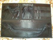 Продаю органайзер крышки для кейсов PELICAN 1500, 1509, 1520, 1550