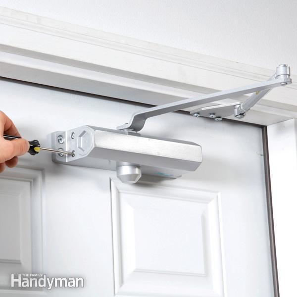 Ремонт дверных доводчиков своими руками фото
