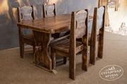 Производим изделия и мебель из дерева. Доставка