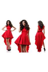 Вечернее платье со шлейфом артикул - Артикул:  Ам8011-1
