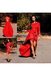 Вечернее платье 2в1 артикул - Артикул: АМ8006-4