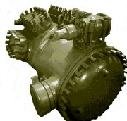 Агрегаты компрессорные ZAF57