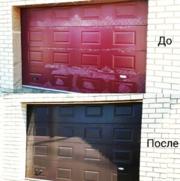 Покраска Окон пвх,  алюминиевых конструкций