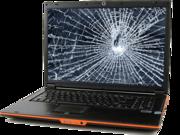 Разбили экран ноутбука,  залили его жидкостью - звоните и провизите на ремонт